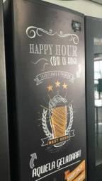Cervejeira para 8 caixas de cerveja nova pronta entrega *vandrey