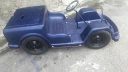 Mini buggy sem motor