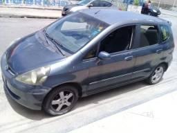 Honda Fit Gasolina Super Econômico Cambio CVT 8OCV - 2005
