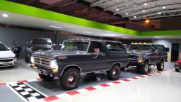 Ford Bronco - F1000 SR Country - 1983/1984
