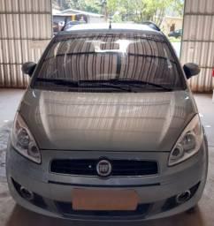 Fiat Idea Attractive 1.4 / 2013 Completo + GNV