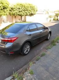 Toyota/Corolla- Xei 2.0 -Flex Ano -2016/16-Baixo Km-