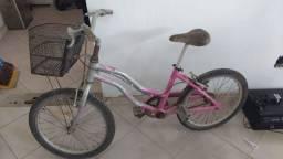 Bicicleta Caloi Gloss Aluminium Aro 20