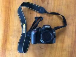 Câmera DSLR Nikon D3200 Zerada Top - Aceito Troca