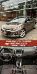 Cruze sedan lt 1.4 turbo 2020