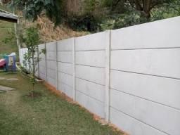 Placas de Muro Pré Moldado