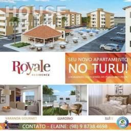 Excelente localização no Turu com Suite ,Elevador , Porcelanato , Varanda Gourmet