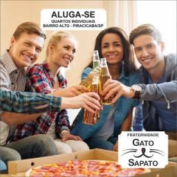 Alugo Quartos Invidividuais - Piracicaba/SP