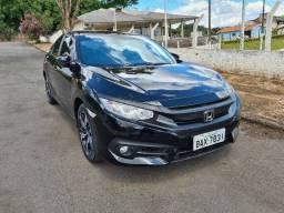 Honda Civic EXL Automático 2017 Preto 2.0 Flex