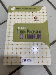 Vendo livro de direito - direito processual do trabalho