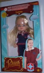 Boneca Estrela Lorena-nova na caixa 19 cm