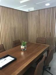 Móveis para escritório. Mesa. Cadeira. Frigobar. Pasta suspensa. Reunião
