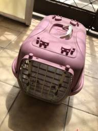Caixa transportadora de pets