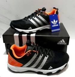 Tênis Masculino Adidas E Asics Pronta Entrega!! Disponível Nos Tamanhos 38,39,40,41,42,43.