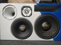 Caixa trio MB (Som completo)