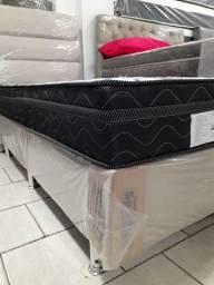 = Conjunto Imperial Black Veticoil 088x188 23cm mega promoção