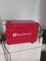 Vendo ou troco maquina de solda eletrodo bambozzi