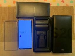Samsung S20+ 128GB Impecável
