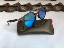 Óculos RB 4296 Scuderia Ferrari Polarizado Novo