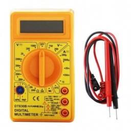 Multimetro Digital Le-945-Somos Loja -Entregamos via Motoboy