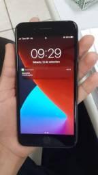 Iphone 7 plus 32gb ( ou troco por modelo mais novo, com volta minha)