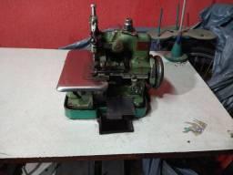 Máquina overloque semi-industrial