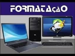 Formatação de notebook e computador com preço baixo