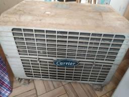 Ar condicionado split 7000 BTUs carrier