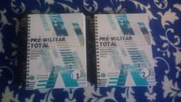 Livros didáticos para carreiras militares EN-EspCex-Eear-EsA-EfoMM-AfA