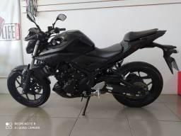 Yamaha MT 03 2017 impecável
