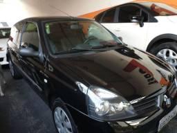 Clio 2010 com ar condicionado 2 dono impecável