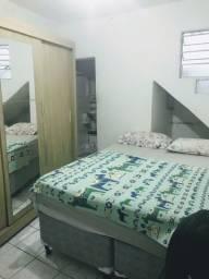 Alugo casa de 2 cômodos ao lado do metrô campo limpo  R$ 550,00