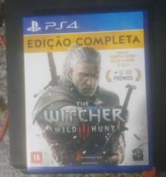 The Witcher 3 Edição Completa - PS4