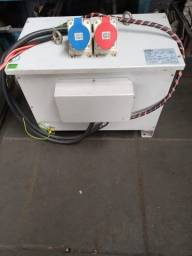 Trafo Transformador trifásico 220/380 10 KVA