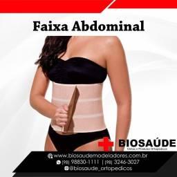 Faixa abdominal pós cirúrgicas e bariátrica loja Biosaude Angelim
