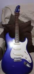 guitarra da década de 90 .muito inteira