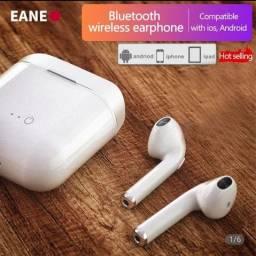 Fone de ouvido bluetooth i9s TWS (aceito cartão e pix)