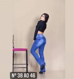 Título do anúncio: Calças Jeans feminina
