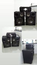 Título do anúncio: Caixa de Som Amplificada da Sony