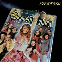 DVD Floribella Ao Vivo Cante, Dance,  Sonhe / Lacrado