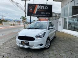 Título do anúncio: Ford KA 1.0 S 12V Completo 2018