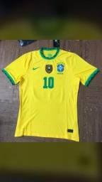 Nova camisa do Brasil