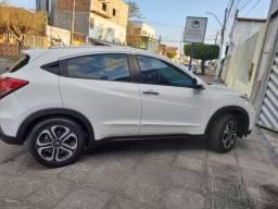 Título do anúncio: Honda hrv EXL Único dona O carro tá Av Maria Quitéria 2933 menudo veículos