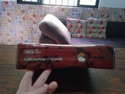 Título do anúncio: Xbox 360 Edição Gears of War Somente o Console