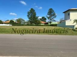 Terreno plano condomínio Ninho Verde 1 (Nogueira Imóveis)
