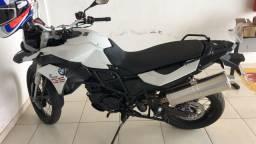 F 800 GS moto