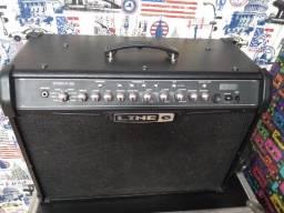 Amplificador ( cubo) de Guitarra LINE 6 Spider IV
