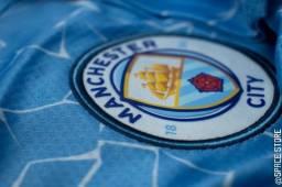 Camisa Man City   2020/21   s/n° Torcedor