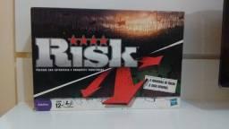Título do anúncio: Jogo de estratégia RISK na caixa