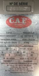 Moedor Homogenizador de Carne CAF HG 120/114D/T<br><br>